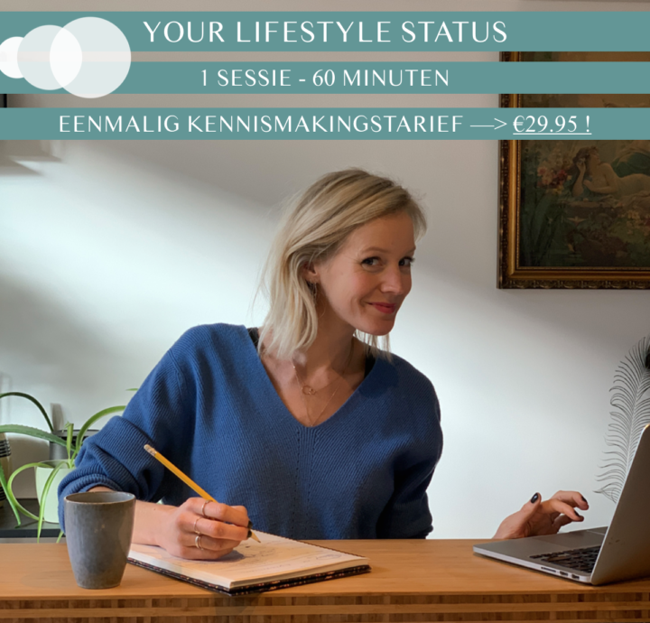 YOUR LIFESTYLE STATUS: €29.95!